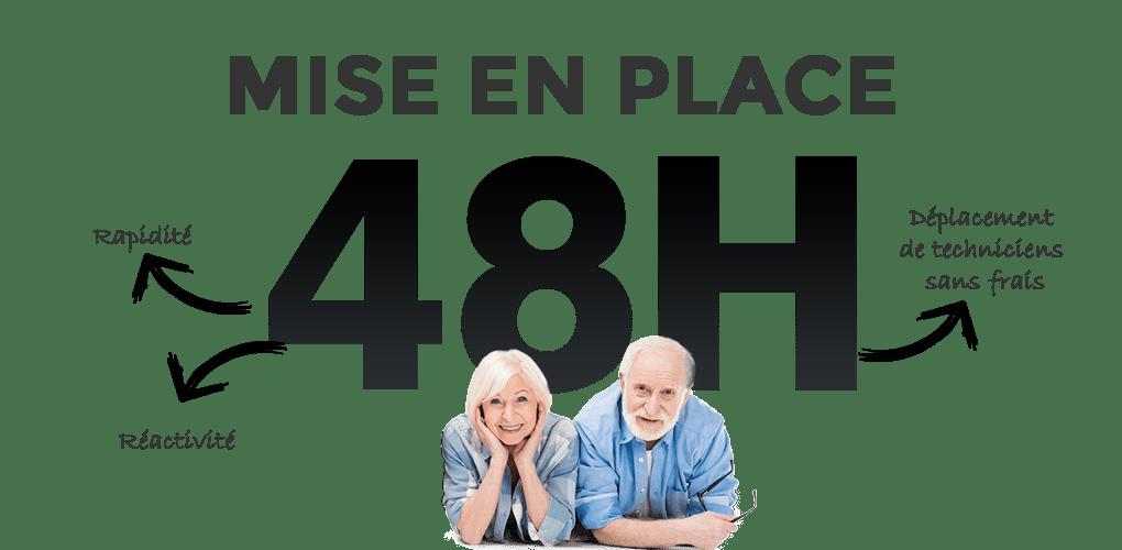 spécialiste de la téléassistance pour personnes âgées à votre service dans le secteur de Montpellier